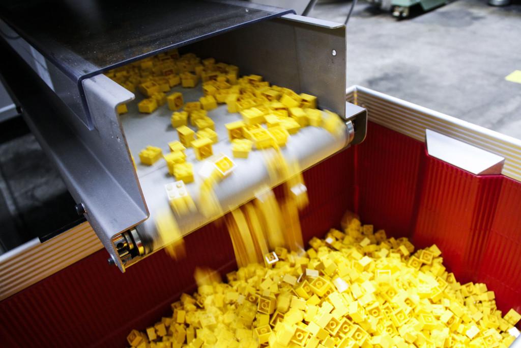 lego production line